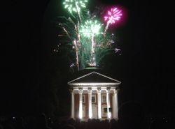 Rotunda_fireworks