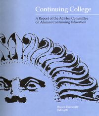 Brown U 1988 cover