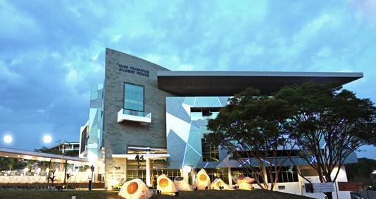 NUS Shaw Alumni House