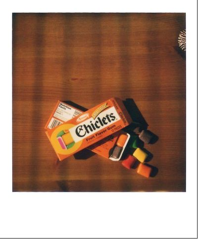 Chiclet photo