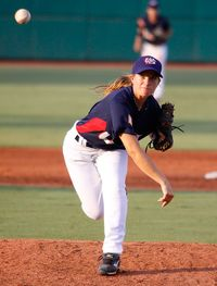 USA Baseball WNT v Australia