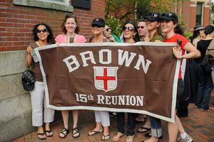 Brown reunion