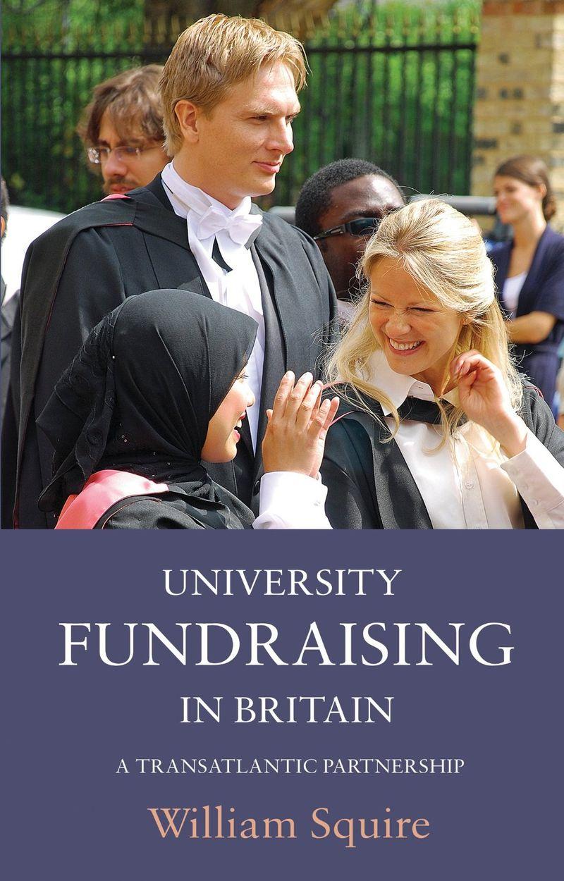 Univ Fundraising in Britain cover